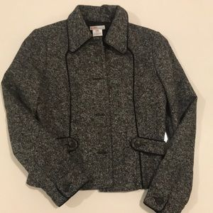 Michael Kors women's tweed blazer, size 4